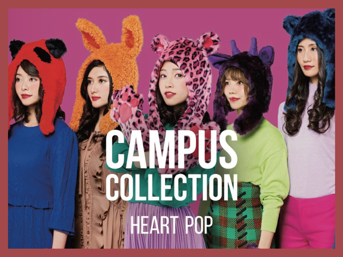 CAMPUS COLLECTION OSAKA
